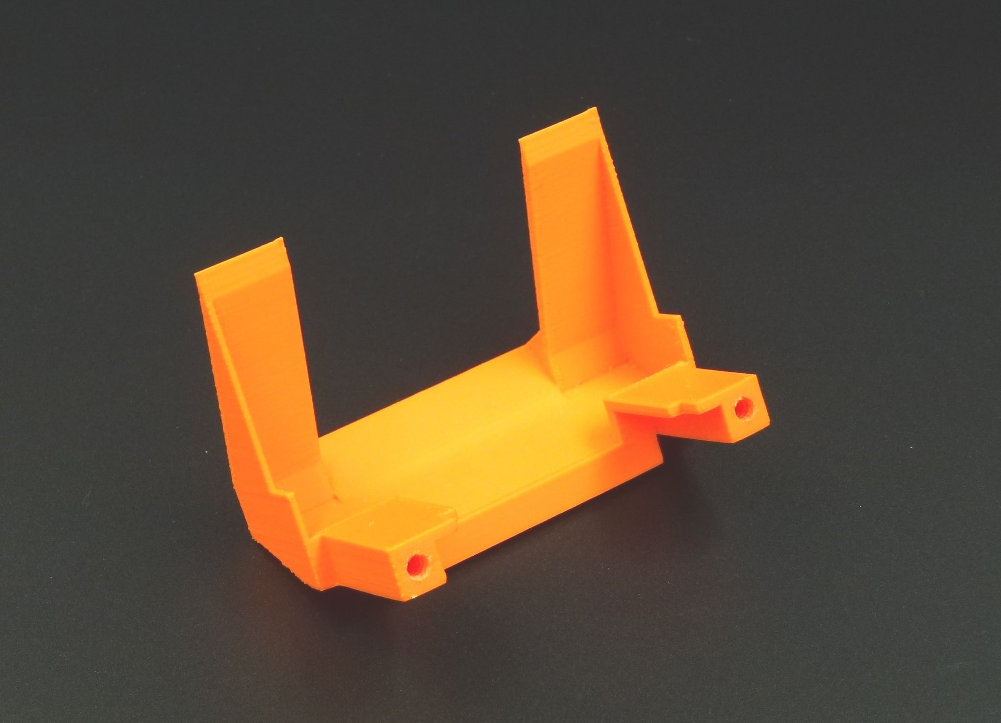 3D print fdm bright orange 1