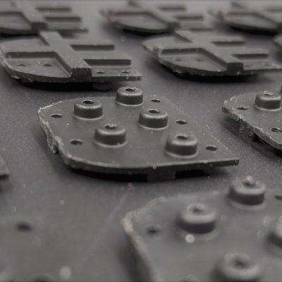 Vacuum Cast silicone 30A