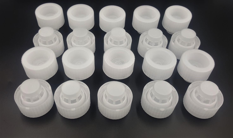 Polyurethane Vacuum Cast Caps- 1