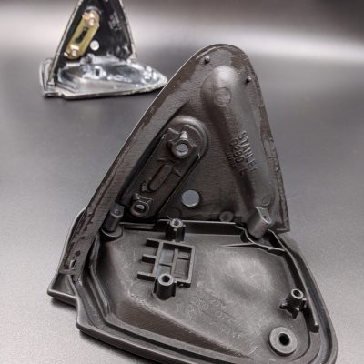 Vacuum Casting- Motorcycle Indicator Body Copy