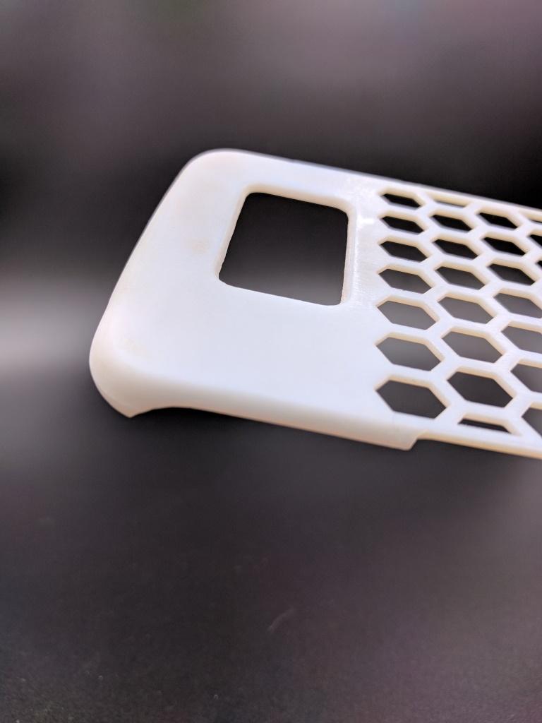 3D Printing Multijet MJP Phone Case matte 1