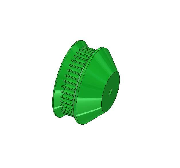 Example CAD cog