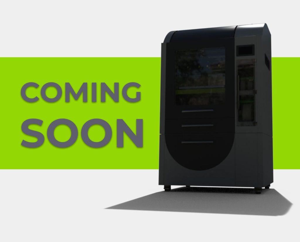 NZ designed & built 3D printer