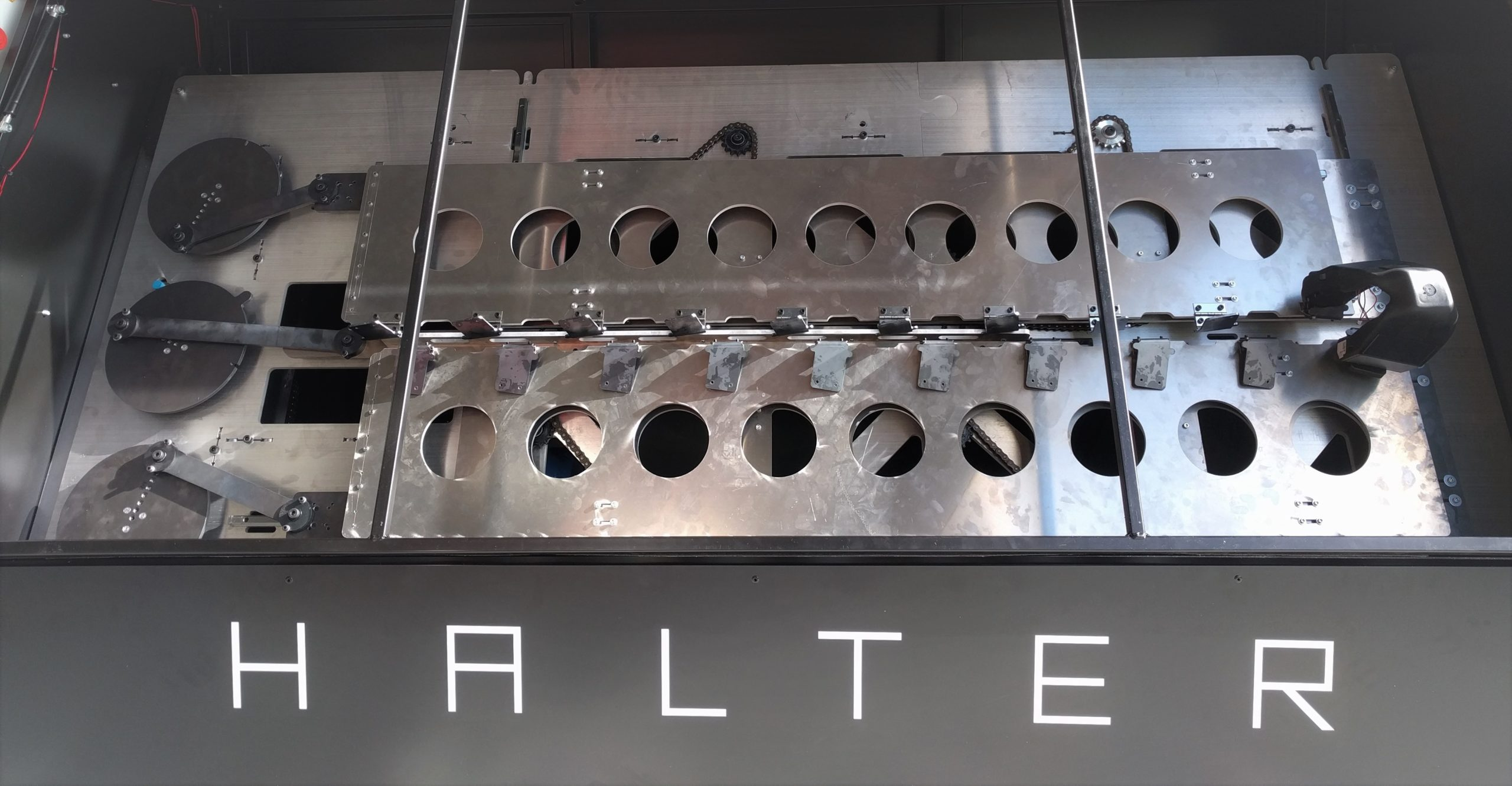 Halter- Cycle Testing Machine 2